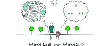 Mind full, or mindful
