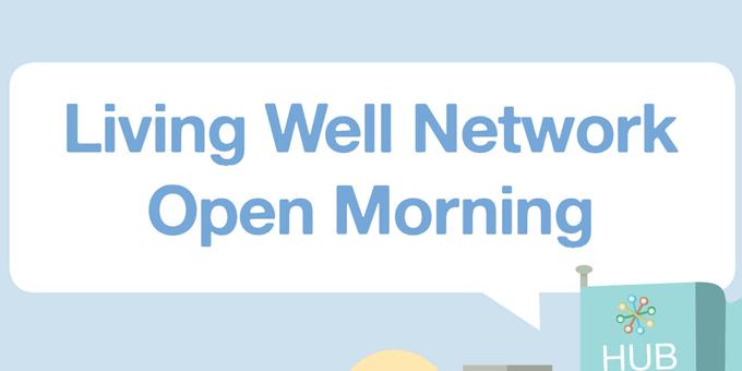 Open morning website banner