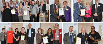 Lambeth Clinical Commissioning Group Lammy Awards 2015